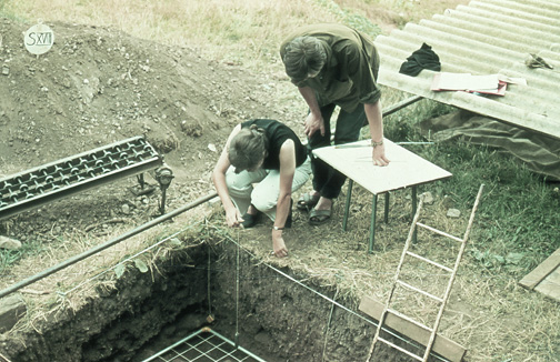 Sondage SXVIII en 1965