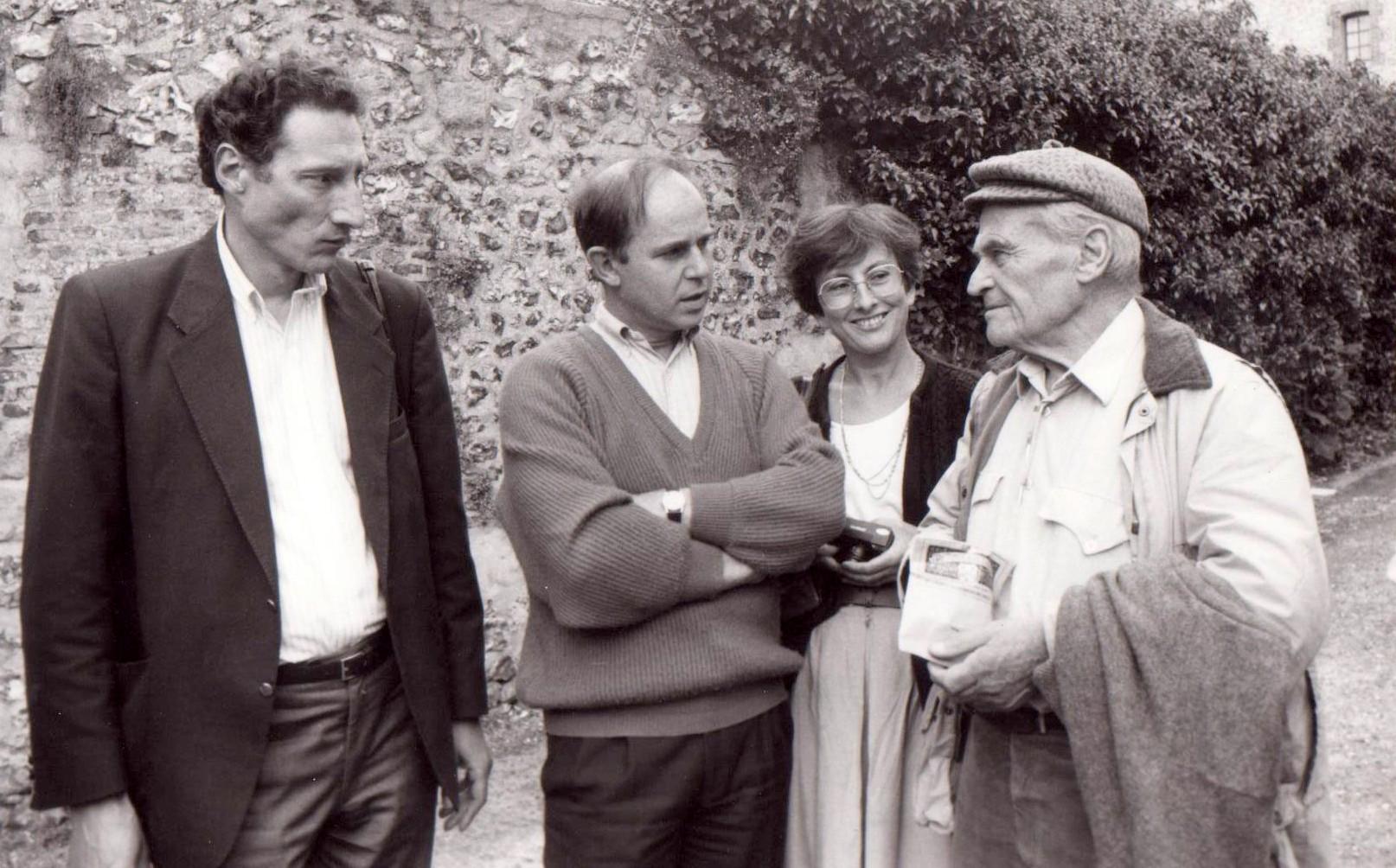 Jean-Claude Perrier en 1989