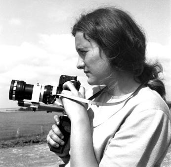 Martine Vacher, les longrais 1969