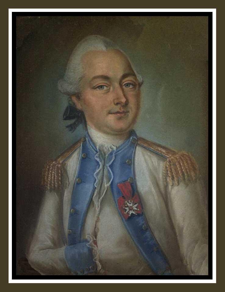 Stanislas Catherine de Biaudos