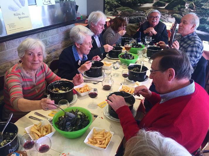 Restaurant Chez Christine, Mons
