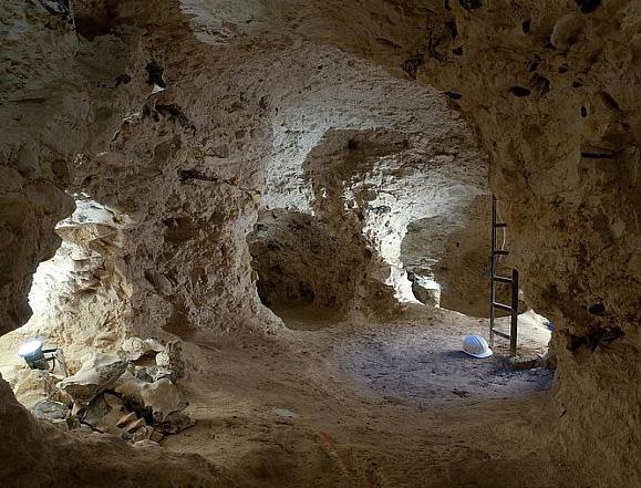 Galerie des mines de Spiennes