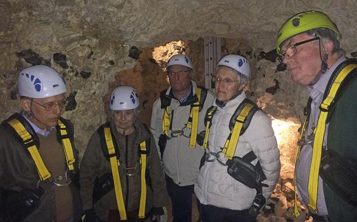 Galerie des mines de Spiennes 2