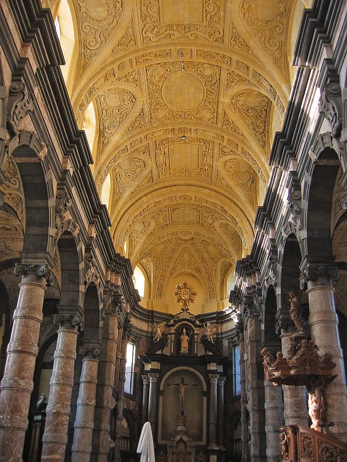 Eglise baroque Saint-Loup à Namur