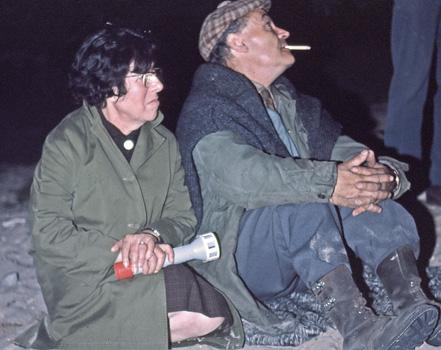 Bernard et Suzanne Edeine