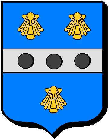 Blason Collemont de Picardie