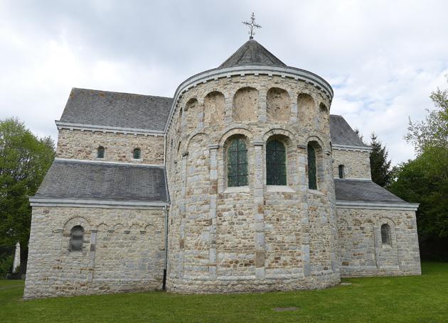 Eglise de Xhignesse, Belgique 2