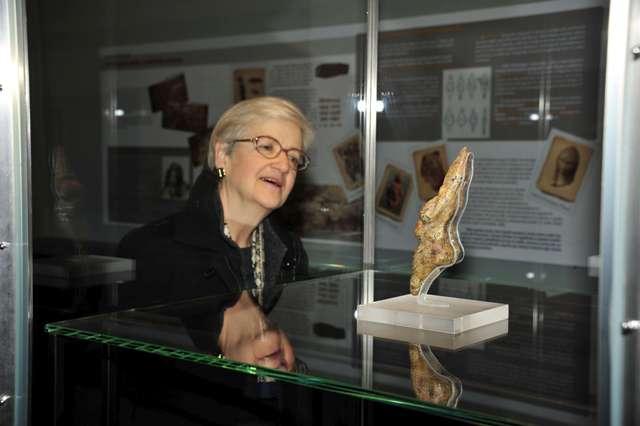 Margherita Mussi en 2014