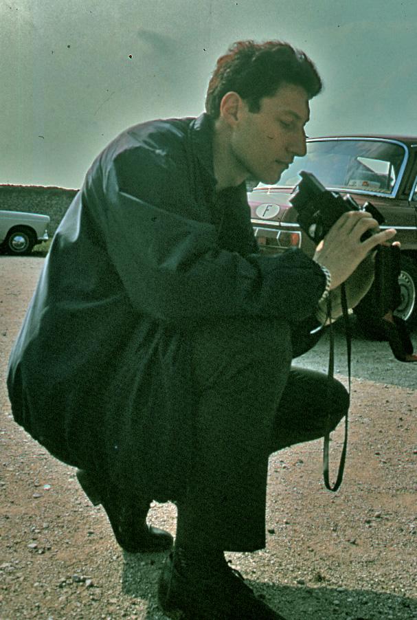 Jean-Claude Perrier en 1970