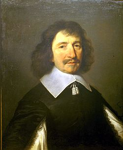 Vincent Voiture par Philippe de Champaigne